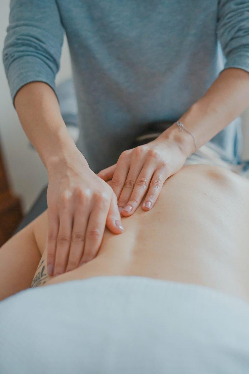 Chronic back treatment
